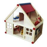 Children Wooden Toys Doll House