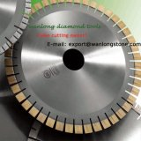 400mm Small Circular Diamond Saw Blade-Diamond Short Teeth Saw for Granite Cutting