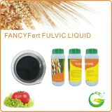 Liquid Fulvic Acid Organic Fertilizer with Amino Acid Chelated Zinc Iron