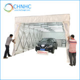 China Manufacturer Auto Maintenance Movable/Retractable/Portable Folding Car Mobile Spray Paint Booth
