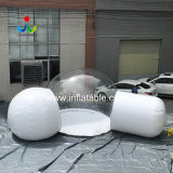 Blow up Structure Inflatable Clear Dome Tent for 360 Degrees Sight Seeing