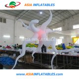 New Fancy LED Inflatable Star, Color Changing LED Inflatable Star Models for Advertising