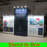 High Quality 3*6m Exhibition Event Booth Custom Easy to Assemble Portable Modular Trade Show Display Booth Design