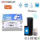 Tuya Smart Life WiFi Switch Sonoff Basic Intelligent Timer Switch 10A 220W