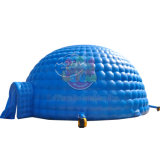 Blue Color 12m Igloo Tent for Sports Activities