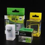 Clear Folding PVC Blister Packaging Price Custom Logo Printing Clamshell Pet Plastic Box