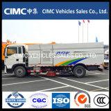 Sinotruk HOWO 4*2 266HP Road Sweeper Washer Truck