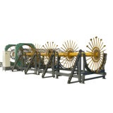 CNC Steel Rolling Cage Welding Machine 650mm to 2500mm Cage Machine