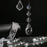 Clear 16mm Glass Octagon Beads Crystal Chain for Crystal Chandelier
