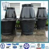Enhanced Marine Cone Rubber Fender for Dock/Port