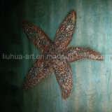 Hot Sale Sea Star Fish Modern Sea Scenery Painting (LH-234000)