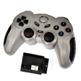 Wireless Gamepad/Game Controller/Joypad for PC+PS2+PS3 (STK-WA2024PUP)