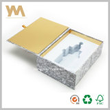 Hot Stamping Paper Cosmetic Box with Liner