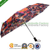 Heat Transfer Printing Automatic Folding Umbrella (FU-3821ZFA)
