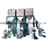 Wheat /Maize Mills Auto Weighing & Packing Scale/Dust Filter