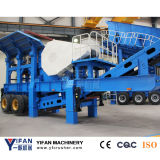 Long Working Life and Good Quality Stationary Crushing Plant