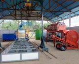 200kg/H Output Cassava Machine Flour Equipment Price