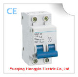 Dz47le Series DC Mini 2p 63A Earth Leakage Circuit Breaker
