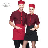 Good Quality Hotel Staff Uniform, Hotel Uniform Design for Waiter