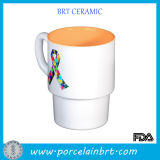 Small Bottom Coffee Mugs Color Inside Mug