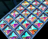 Sew on Glass Stone Crystal Stone Crystal Beads Square 10mm-22mm