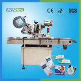 High Speed Adhesive Automatic Good Flat Sticker Shrinkable Labeling Machine (KENO-L115)