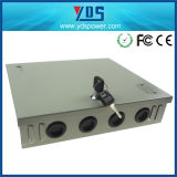 9CH 10A DC 12V 120W Metal Case CCTV Camera Power Supply