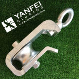 4in C Type Alloy Marine Block with Eye