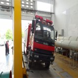 High Quality 6000L Capacity New Fire Truck for Sale