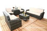 Kd Rattan Sofa, Wicker Sofa Set, Rattan Outdoor Furniture