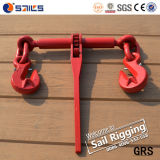 Cc Certificate Red Painted Forged Ratchet Load Binder