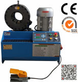 "High Precision Digital Controlled 2"" Hydraulic Hose Pipe Pressing Crimping Machine with Ce"