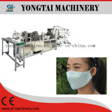 Disposable Folding Surgical Face Mask Making Machine