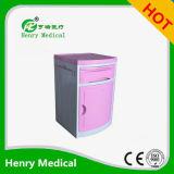Medical Bedside Lockers/ABS Plastic Hospital Cupboard/ Bedside Cabinet