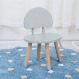 Cheap Playroom Solid Wood Kids Chair for Children Study Kindergarten Toddler Furniture