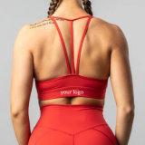 Genie Bra with Pads Sexy Woman Cheap Wholesale Sports Bra Sport Bra