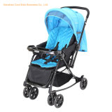 Reversible handle Bar and Fully Reclined Baby Stroller