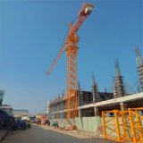 4ton Qtz50-5008 Top Kits Tower Crane of Construction Tower Cranes in Cambodia
