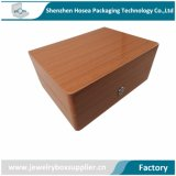 New Design Luxury/High Quality/Wooden/Leather/Velvet Factory Jewelry Watch Cosmetic Perfume Gift Packaging Set Storage Box