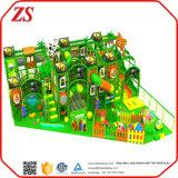 Playground Equipment Factory Wholesale Price Plastic Playhouse Soft Indoor Playground for Kids