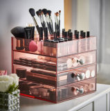 Cosmetic Makeup Organizer Stand with Logo