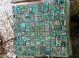 Blue Mother of Pearl Tile Shell Mosaic (HMP103)