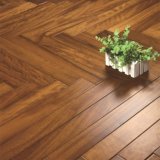 Oak Herringbone Hardwood Flooring Solid/Engineered Wood Flooring