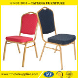 Cheap Used Colourful Fabric Hotel&Banquet Chair Stackable Metal Restaurant Furniture