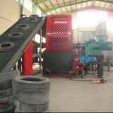 Factory Prices Double Shaft Used Tire Shredder for Sale