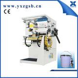 Semi-Automatic Backward Welding Machine of Tin Round Pail Can