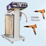 Digital Control Gold Powder Coating Machine for Metals