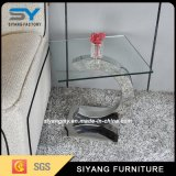Home Office Furniture Glass Table Modern Bed Side Table