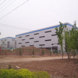 High Quality Low Cost Prefabricated Warehouse Price and Steel Structure Made in China
