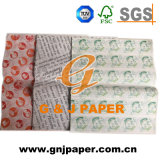 40 GSM Cheap Printing Greaseproof Paper for Food Packaging
